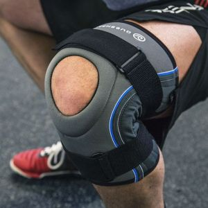 knee support long-term