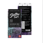 Milk Chocolate Indica 250mg Shatter Bar