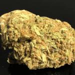 BLUE BULL 23-27% THC - Special Price $90 oz!