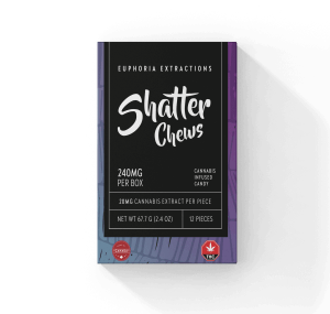 Shatter Chews INDICA_240