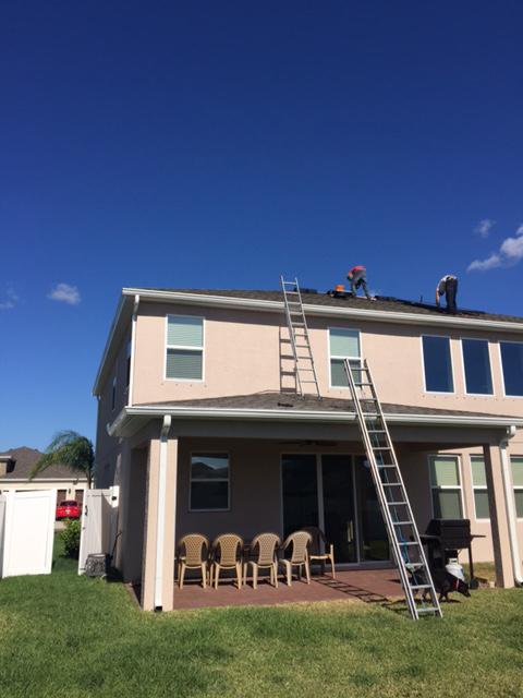 Installing solar in florida