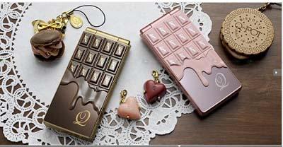 sharp-chocolate-phone