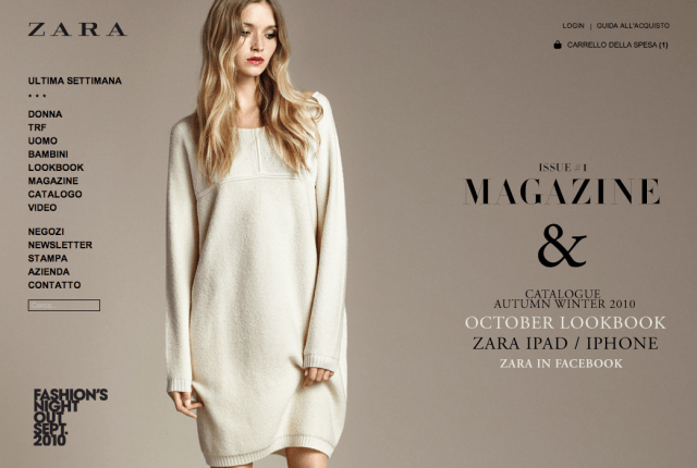 Catalogo abbigliamento Zara inverno 2012 2013 | The house of