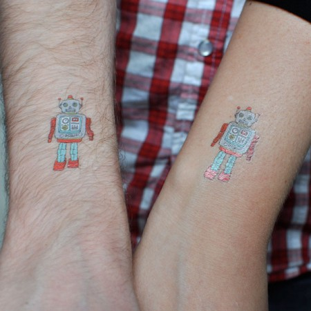 tattoo temporaneo