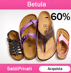 scarpe betula scontate