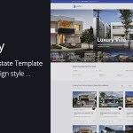 Lux Realty - Real Estate, Property Material Design v1.0