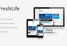 Freshlife – WordPress Blog/Magazine Theme v3.0.3