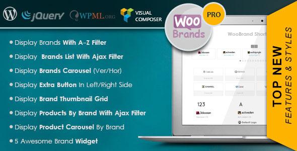 WooCommerce Brands v4.2.0