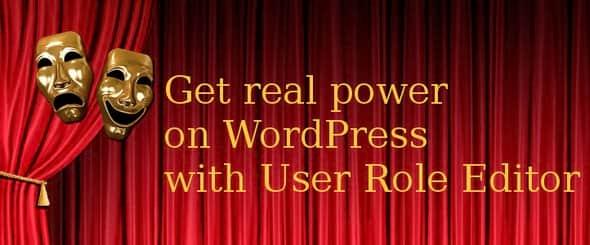 User Role Editor Pro v4.34