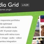 Media Grid v5.041 - WordPress Responsive Portfolio