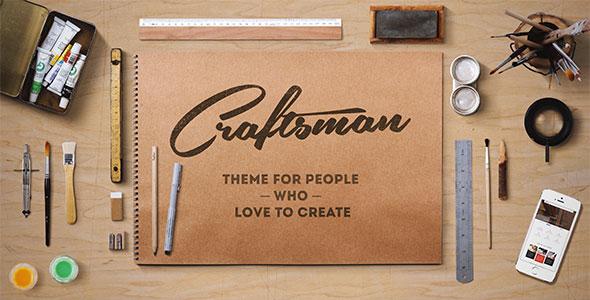 Craftsman - WordPress Craftsmanship Theme v1.6.1
