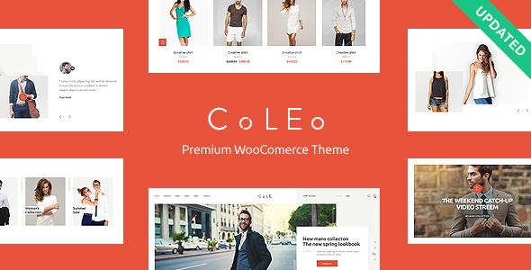 Coleo v1.0 - A Stylish Fashion Clothing Store Theme