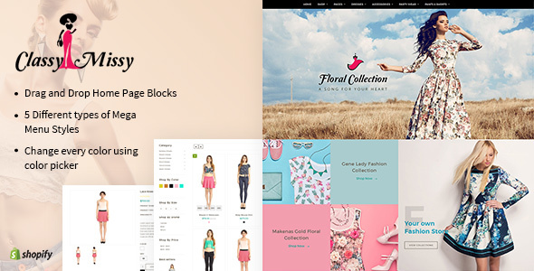 Fashion Woocommerce v1.4 - Responsive Woocommerce Theme