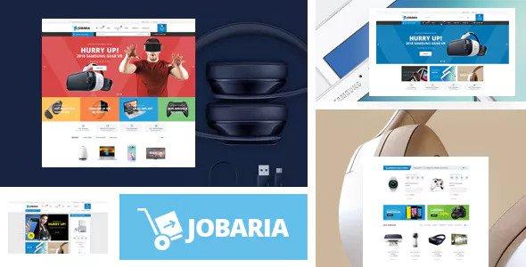 Jobaria v1.0 - Technology Theme for WooCommerce WordPress