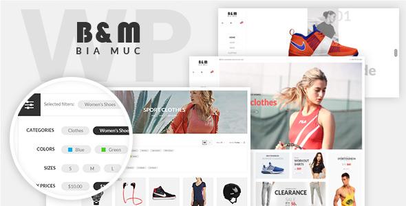SNS BiaMuc v1.3 - WooCommerce WordPress Theme
