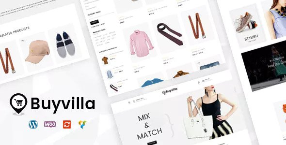 Buyvilla v1.0 - Multipurpose WooCommerce Theme
