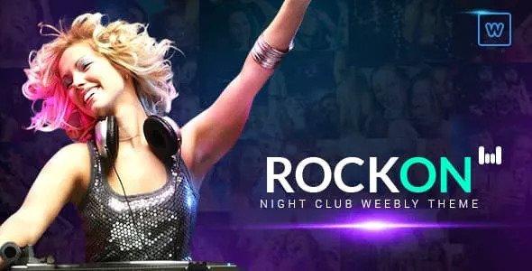Music Club v2.6 - Music WordPress Theme Rockon