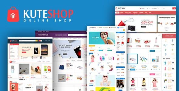 KuteShop v2.4 - Super Market Responsive WooComerce WordPress Theme
