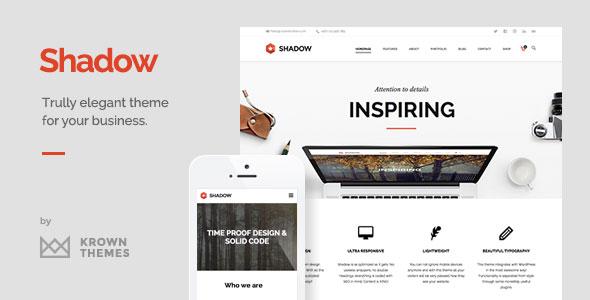 Shadow v1.7.0 - Responsive & Retina Multi-Purpose Theme