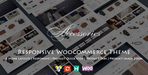 WooAccessories v1.2 - Responsive WordPress Theme