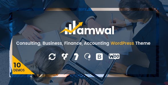Amwal v1.2.5 - Consulting, Business, Finance, Accounting