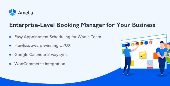 Amelia v2.0 - Enterprise-Level Appointment Booking