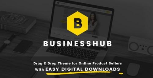 Business Hub v1.1.5 - Responsive Theme For Online Business