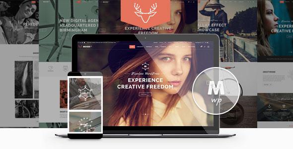 Moose v3.0.2 - Creative Multi-Purpose Theme
