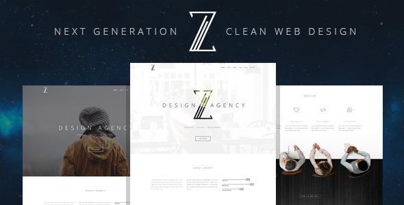 Zuut v1.4.1 - Clean Agency WordPress Theme