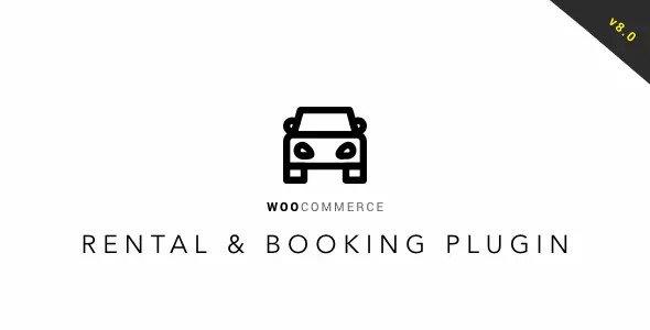 RnB v8.0.8 - WooCommerce Rental & Bookings System