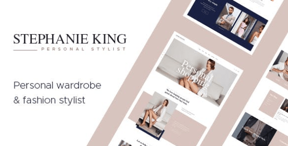 S.King v1.1 - Personal Stylist and Fashion Blogger