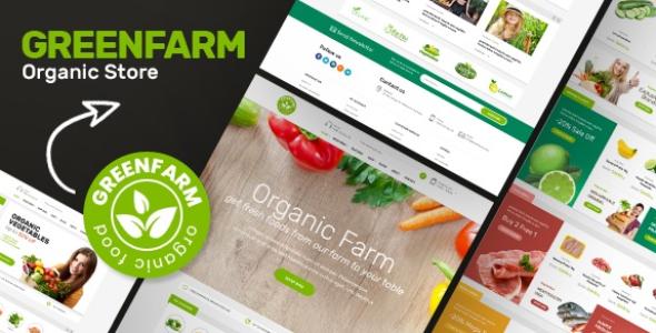Greenfarm v1.0.7 - Organic Theme for WooCommerce