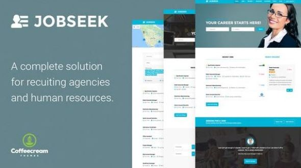 Jobseek v2.2.3 - Job Board WordPress Theme