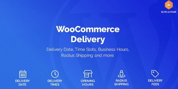 WooCommerce Delivery v1.1.15 - Delivery Date & Time Slots