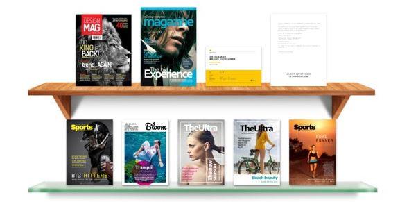 Bookshelf for Real3D Flipbook Addon