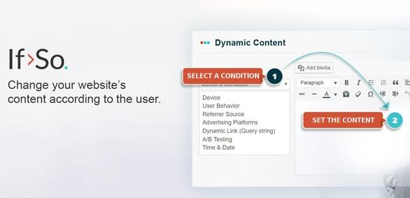 If-So Dynamic Content Pro