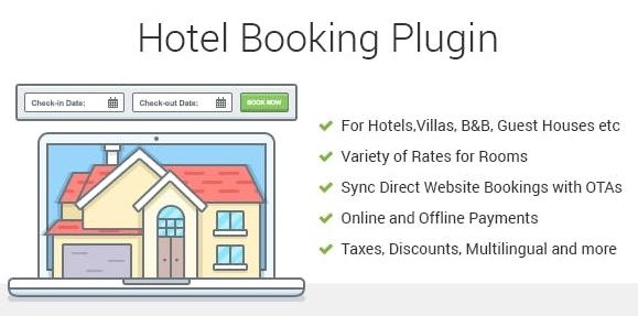 MotoPress Hotel Booking WordPress Plugin