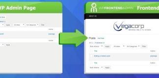 WP Frontend Admin Premium