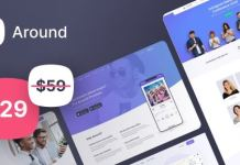 Around - Multipurpose Business WordPress Theme