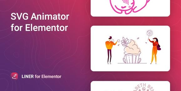Liner - SVG Animation for Elementor