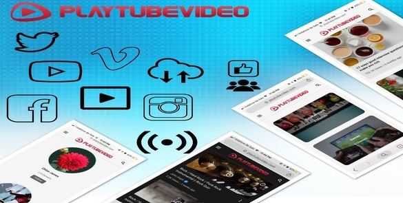 PlayTubeVideo - Live Streaming and Video CMS Platform