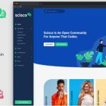 Scisco - Questions and Answers WordPress Theme