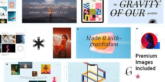Emeline v1.0.1 – Creative Agency Elementor Theme