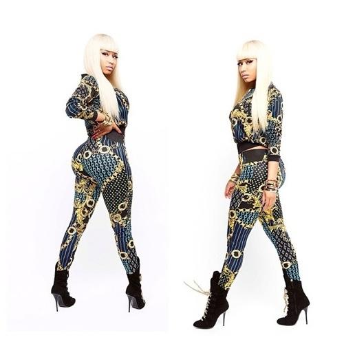 Hot Shots: Nicki Minaj Previews K Mart 'Nicki Minaj' Line