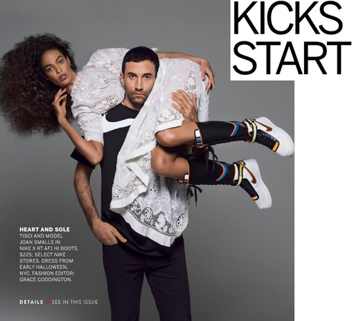 High Air Designer Tisci Force Riccardo 1 And Nike Rt QdxeBroCW