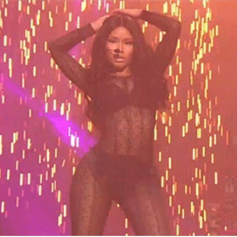 Watch: Nicki Minaj Unleashes 'Anaconda' 'Superbass' & New