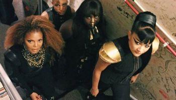 Kelly Rowland Honors Janet Jackson In New 'The Velvet Rope