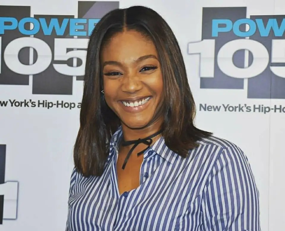 Must See Actresscomedian Tiffany Haddish Speaks On Girls Trip