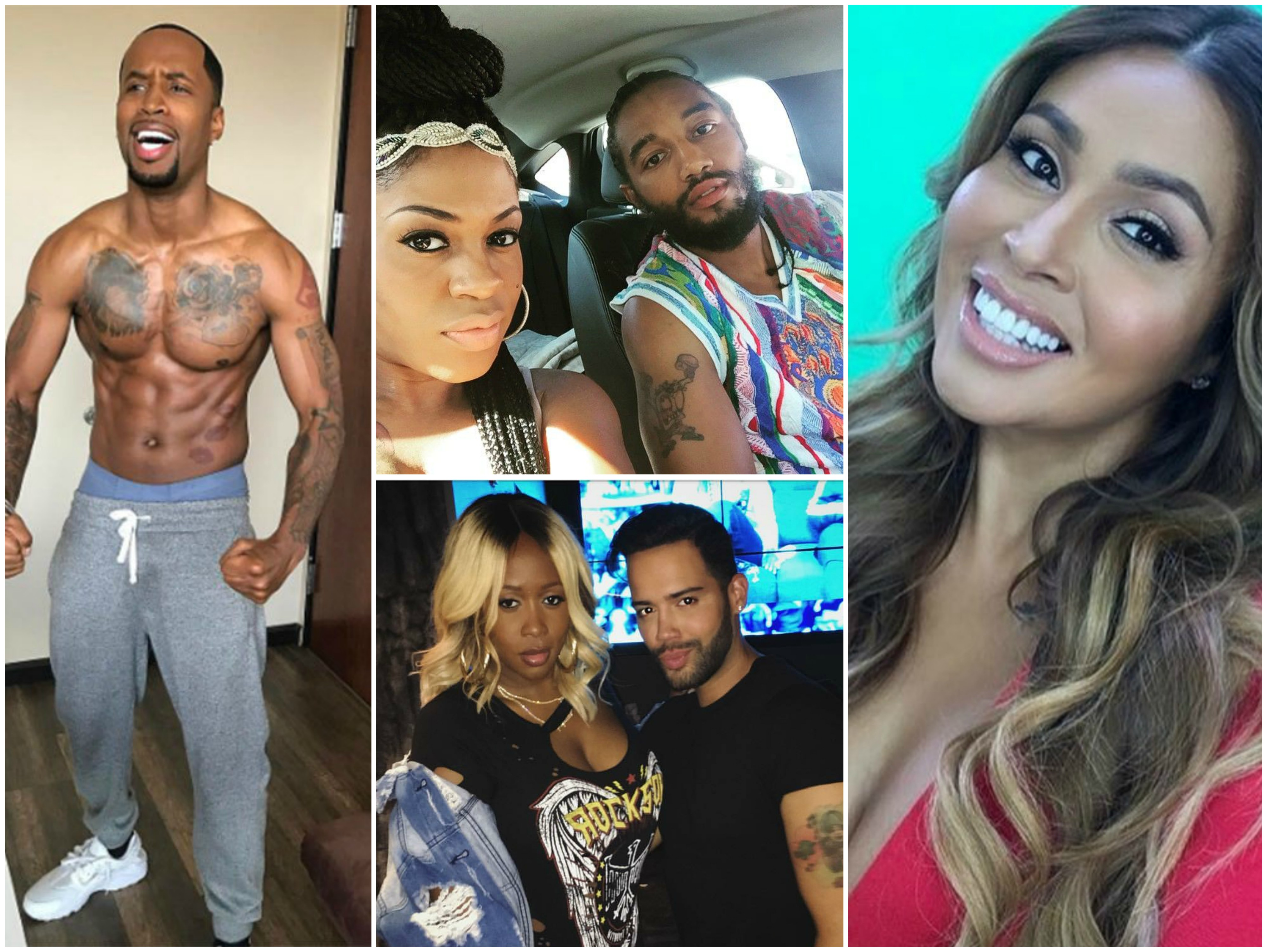 Love & Hip Hop' Welcomes First Gay Couple Trent Crews