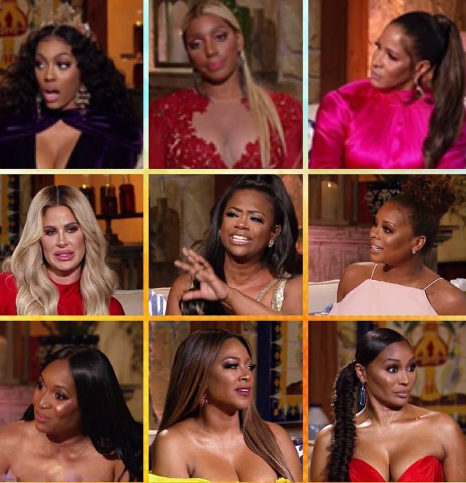 Watch Things Get Heated In The Real Housewives Of Atlanta Season
